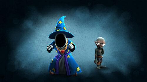 Magicka Wizard Wars Artwork 2