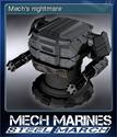 Mech Marines Steel March Card 1
