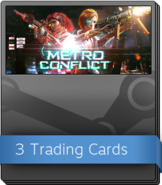 Metro Conflict Booster Pack