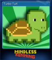 Mindless Running Card 3