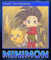 Minimon Card 6