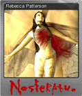 Nosferatu The Wrath of Malachi Foil 4