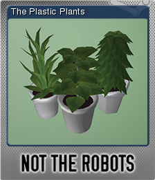 Not The Robots Foil 6
