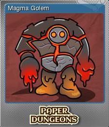 Paper Dungeons Foil 7