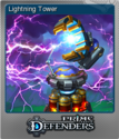 Prime World Defenders Foil 8