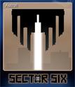 Sector Six Card 3