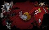Sonic Forces Background Infinite & Eggman