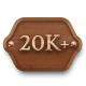 Steam Winter 2018 Knick-Knack Collector Badge 20000