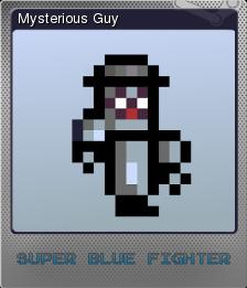 Super Blue Fighter Foil 3