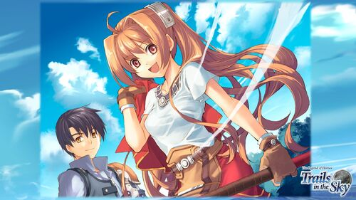 The Legend of Heroes Artwork 01