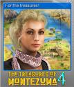The Treasures of Montezuma 4 Foil 5