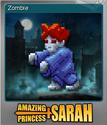 Amazing Princess Sarah Foil 04