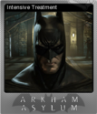 Batman Arkham Asylum Game of the Year Edition Foil 1