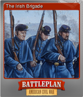Battleplan American Civil War Foil 3