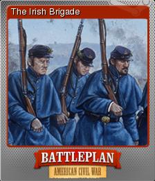 Battleplan American Civil War Foil 3