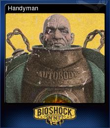 Bioshock Infinite Card 4