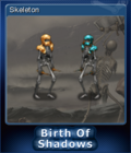 Birth of Shadows Card 05