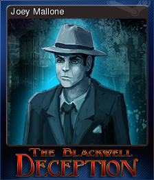 Blackwell Deception Card 3