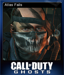 Call of Duty Ghosts Multiplayer Card 01