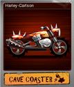 Cave Coaster Foil 03