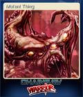 Chainsaw Warrior Card 4
