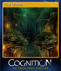Cognition An Erica Reed Thriller Card 6