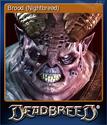 Deadbreed Card 2