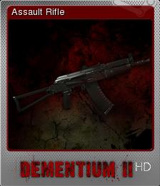Dementium II HD Foil 10
