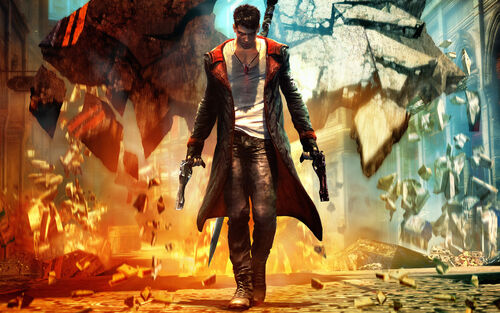 DmC Devil May Cry Artwork 5