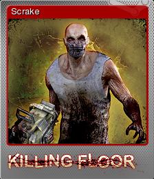 Killing Floor Foil 8