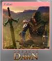 Legends of Dawn Reborn Foil 3