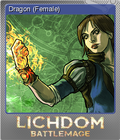Lichdom Battlemage Foil 2