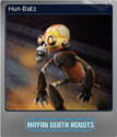 Mayan Death Robots Foil 8