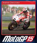 MotoGP 15 Card 2