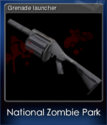 National Zombie Park Card 3