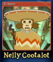 Nelly Cootalot The Fowl Fleet Card 8