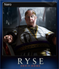 Ryse Son of Rome Card 07