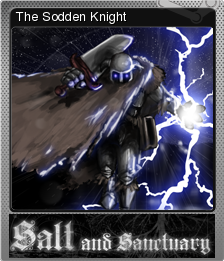 Salt and Sanctuary Foil 3