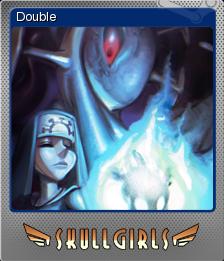 Skullgirls Foil 08