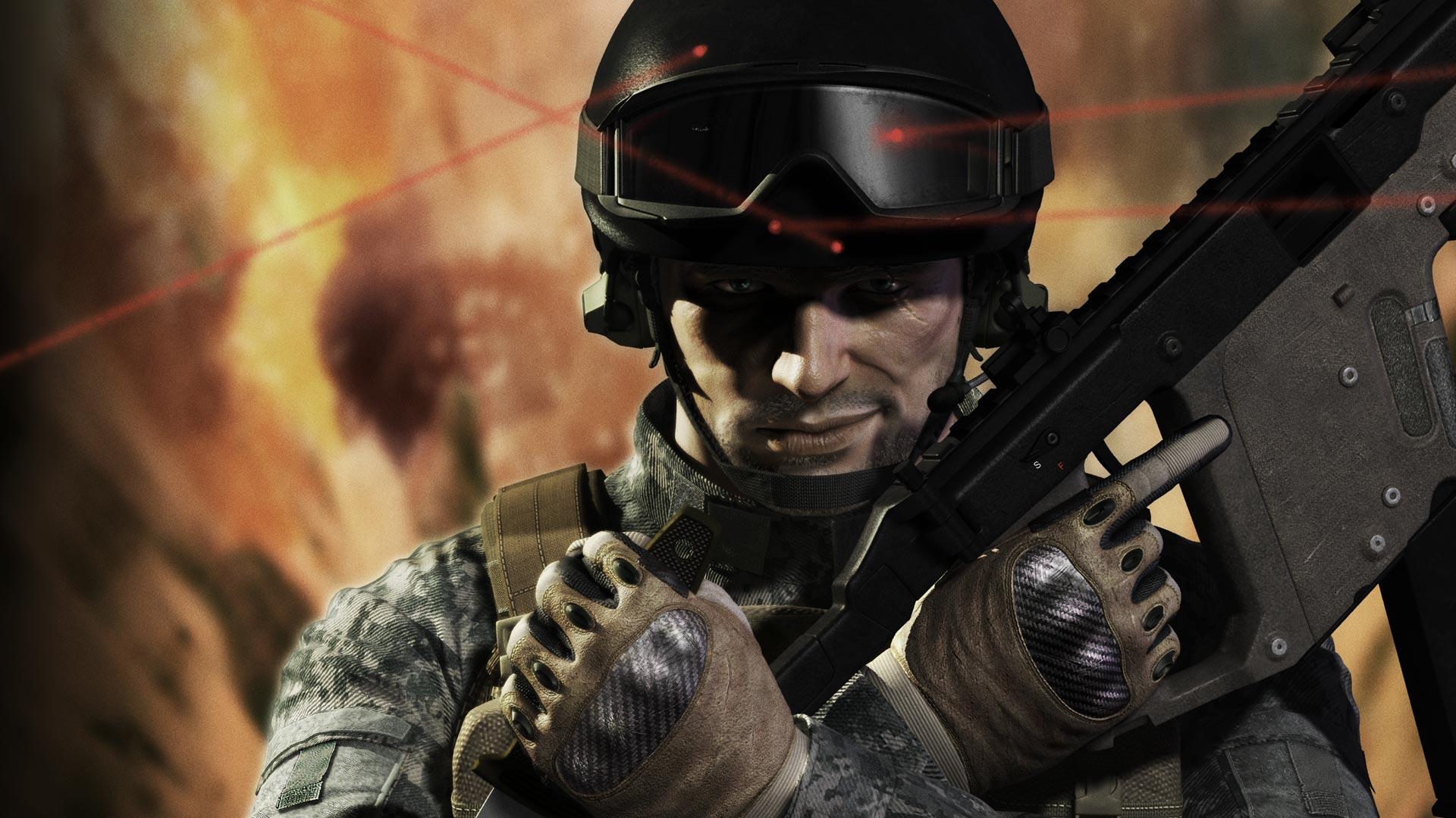 Soldier Front 2 Artwork 3