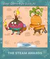 Steam Awards 2019 Foil 4
