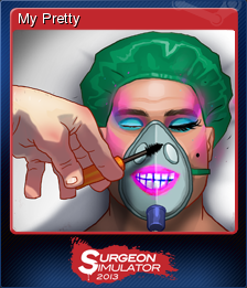 Surgeon Simulator 2013 Card 6