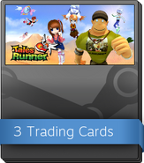 Tales Runner Booster Pack