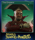 The Deadly Tower of Monsters Card 4