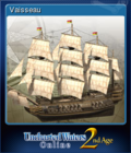 Uncharted Waters Online 2nd Age Card 7
