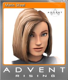 Advent Rising Foil 09
