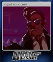 Agent Awesome Card 1
