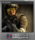 America's Army Proving Grounds Foil 5