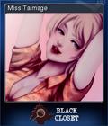 Black Closet Card 1