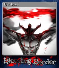 Bleeding Border Card 2